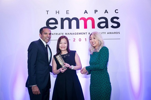 Allied Pickfords Win EMMA 2015